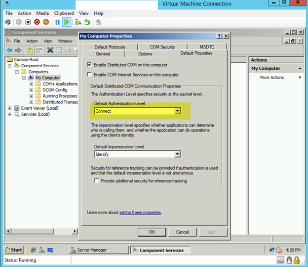 HOW TO IN-PLACE UPGRADE 2003 WEB SERVER - Make work easier