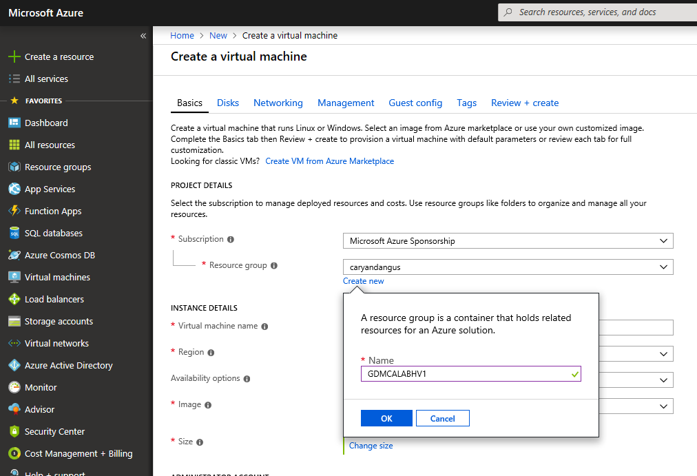 Build Hyper-V nested VM with multiple public IP addresses at Azure