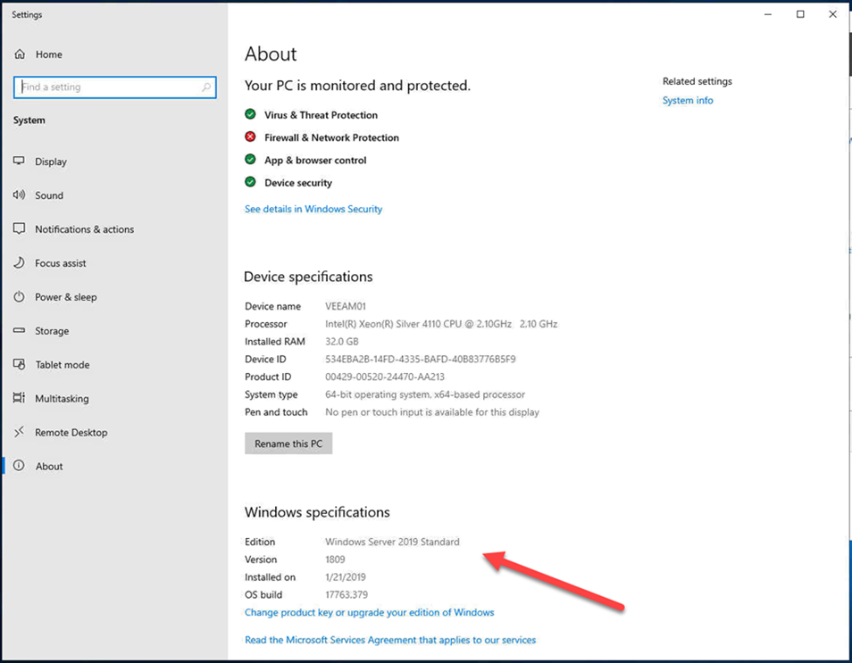 remove license key from windows server 2008